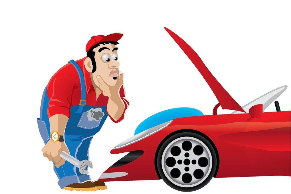 Чем убить двигатель автомобиля