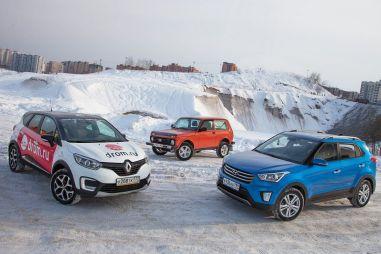 Хорошали китайская «липучка»? Ледовый тест шин и систем 4WD. Часть2. Фото и видео