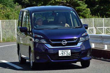 Nissan Serena: драйв-тест на дорогах общего пользования