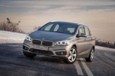 Тест-драйв BMW 218i Active Tourer. АнтиBMW, или Не наш вариант