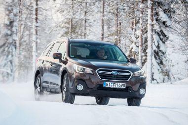 Тест-драйв обновленного Subaru Outback. Запоздалое прозрение