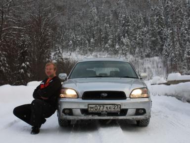 Subaru Legacy отзыв автора | Дата публикации 03.07.2011.