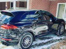 Porsche Cayenne, 2016