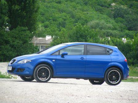 SEAT Leon 2008 - отзыв владельца