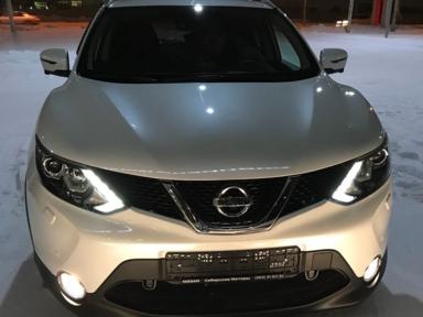 Nissan Qashqai 2017 отзыв автора | Дата публикации 07.03.2018.