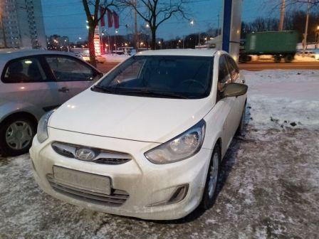 Hyundai Solaris 2014 - отзыв владельца