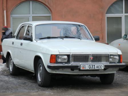 ГАЗ 3102 Волга 1994 - отзыв владельца