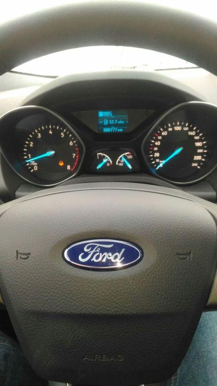 Ford Kuga 2018 - отзыв владельца