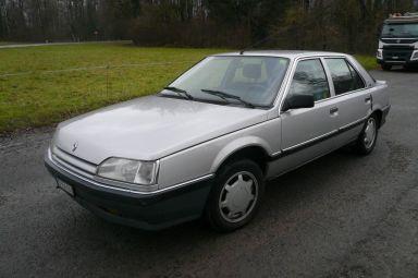 Renault 25 1989 отзыв автора | Дата публикации 04.03.2018.