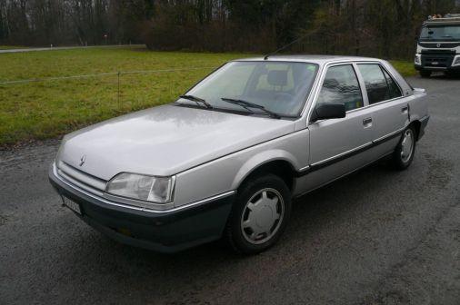 Renault 25 1989 - отзыв владельца