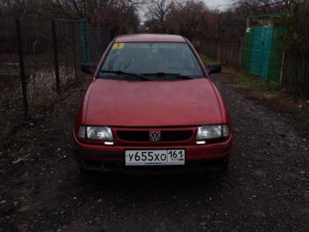 Volkswagen Polo 1996 - отзыв владельца