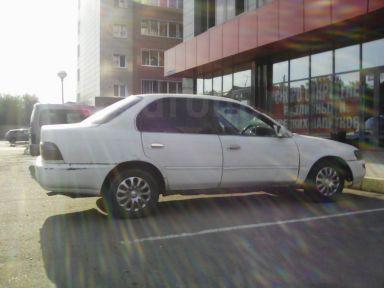 Toyota Corolla 1993 отзыв автора | Дата публикации 23.03.2018.