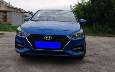 Hyundai Solaris 2017 отзыв автора | Дата публикации 07.03.2018.
