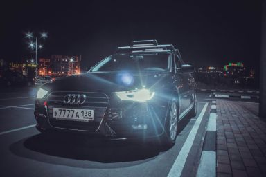 Audi A4 2013 отзыв автора | Дата публикации 07.03.2018.