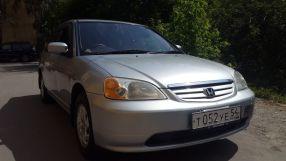 Honda Civic Ferio 2001 отзыв владельца | Дата публикации: 10.03.2018