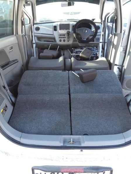 Mazda AZ-Wagon 2008 - отзыв владельца