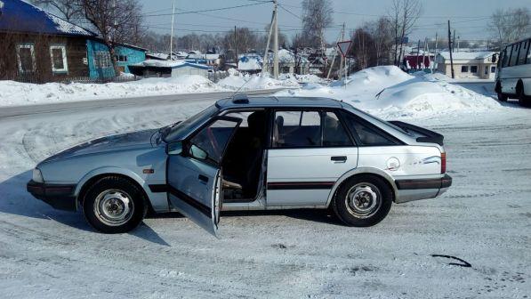 Mazda 626 1987 - отзыв владельца