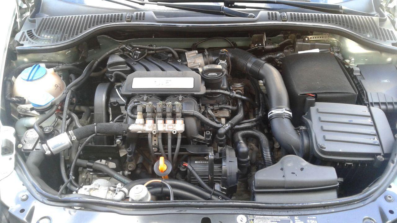 Модель двигателя BSE — 1,6 л., 102 л.с.