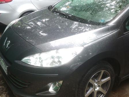 Peugeot 408 2012 - отзыв владельца