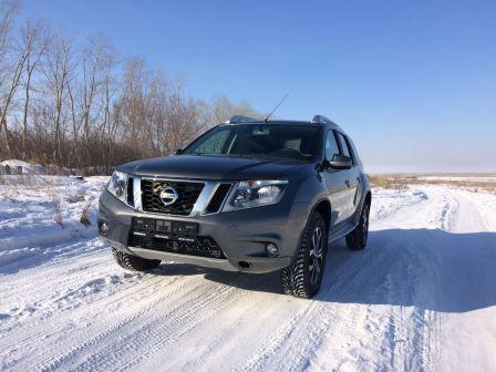 Nissan Terrano 2017 - отзыв владельца
