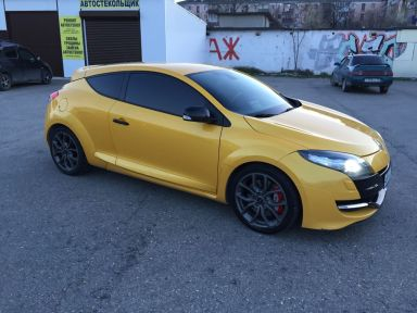 renault megane limited edition 2013 отзывы