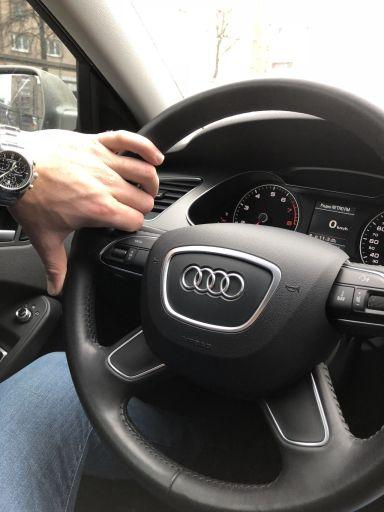 Audi A4 2012 отзыв автора | Дата публикации 17.03.2018.