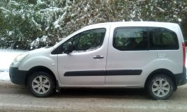 Citroen Berlingo, 2009
