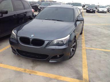 BMW 5-Series 2010 отзыв автора | Дата публикации 26.03.2018.