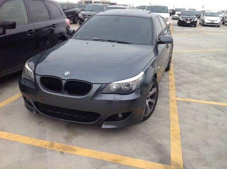 BMW 5-Series 2010 - отзыв владельца