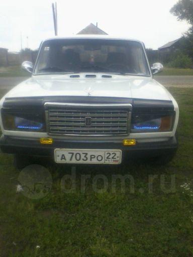 Лада 2107, 1992