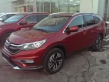 Honda CR-V 2018 отзыв владельца | Дата публикации: 21.03.2018