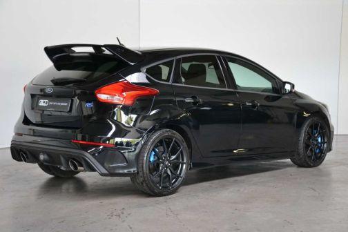 Ford Focus RS 2017 - отзыв владельца