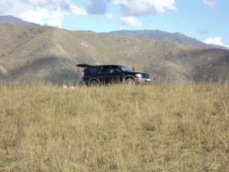 Ford Expedition 2000 - отзыв владельца