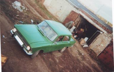 Москвич 412, 1979