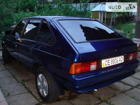 Москвич 2141 1992 - отзыв владельца