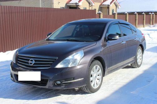 Nissan Teana 2010 - отзыв владельца