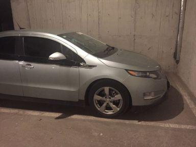 Chevrolet Volt, 2013