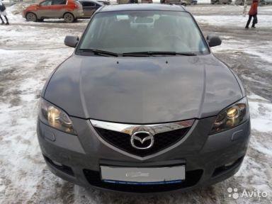 Mazda Mazda3 2008 отзыв автора | Дата публикации 25.03.2018.