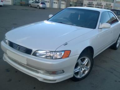 Toyota Mark II, 1995