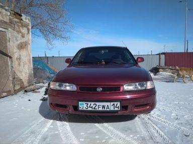 Mazda 626, 1993