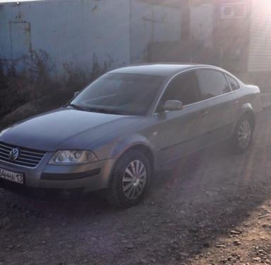 Volkswagen Passat 2002 отзыв автора | Дата публикации 26.03.2018.