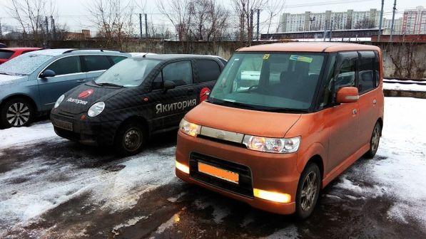 Daihatsu Tanto 2006 - отзыв владельца
