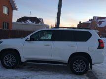 Отзыв о Toyota Land Cruiser Prado, 2017 отзыв владельца