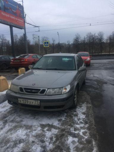 Saab 9-5 2000 отзыв автора | Дата публикации 28.03.2018.