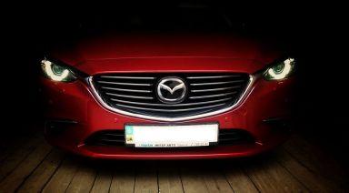 Mazda Mazda6, 2015