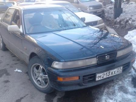 Honda Vigor 1993 - отзыв владельца