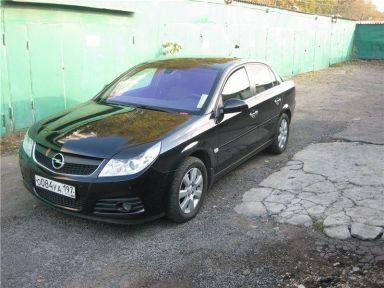 Opel Vectra, 2007