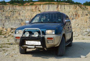 Nissan Mistral 1996 отзыв автора | Дата публикации 31.03.2018.