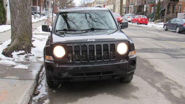 Jeep Patriot 2011 - отзыв владельца