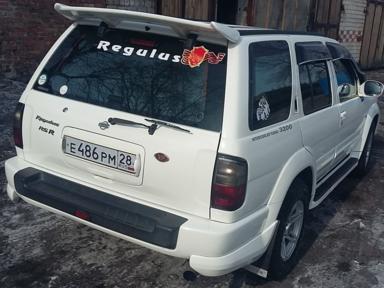 Nissan Terrano 1996 отзыв автора | Дата публикации 09.11.2014.